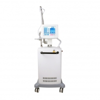 China Skin Tag Removal 635nm 5mw Fractional CO2 Laser Machine on sale
