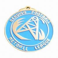Wholesale League Medal, Customized Sizes/Shapes Accepted, OEM Orders Welcomed from china suppliers