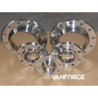 Wholesale DIN 2576 ASME SA182 PN40 Flat Welding Flange , Stainless Steel Welding Neck Flange from china suppliers