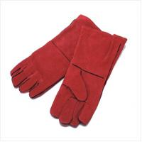 Wholesale Cow split welding gloves MWG007 from china suppliers