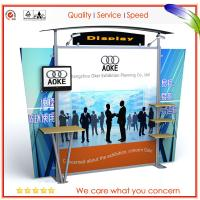 China heavy duty aluminum booth 3m 215 2 4m pop up trade show