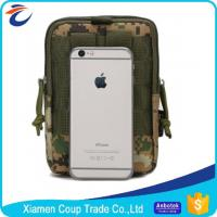 Wholesale Durable Canvas Materials Medical Waist Bag / Military Waterproof Bag For Ipad from china suppliers