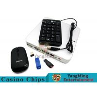 Wholesale Wireless Online Casino System / Casino Betting Systems Keyboard And Mouse from china suppliers