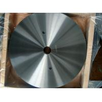 Quality Friction saw blade for carbon steel tube and pipe cut by friction sawing for sale