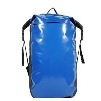 Wholesale Swimming Shoulder Tarpaulin Waterproof Dry Backpack bag Blue Durable from china suppliers