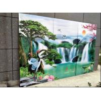 Wholesale China 3d lenticular manufactuer large size 3d poster large format lenticular advertising poster 3d flip printing from china suppliers