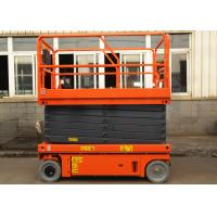 Electric Self Propelled Aerial Work Platform Mobile Hydraulic Man Lift Equipment