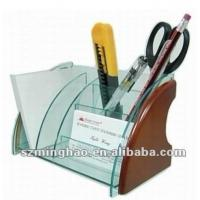 Wholesale Multi-fonction office acrylic pen display from china suppliers