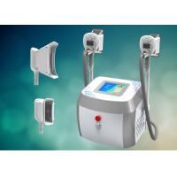 China Portable Radio Frequency Pulse Cryolipolysis Slimming Machine For Freezing Body Fat wholesale