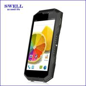 5.0 Inch Rugged Waterproof Smartphone , Waterproof And Shockproof Smartphone For Warehouse