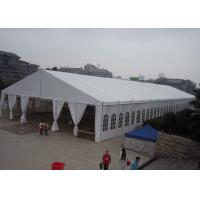 Heavy duty white clear roof top aluminum frame tent with transparent