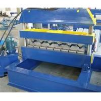 Wholesale cable tray roll forming machine,joint-hidden roof machine for  factory, garage from china suppliers