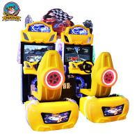 Quality High Speed Coin Operated Game Machine Deluxe OutRun One Player Operate for sale