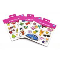 Wholesale Dry Transfer Temporary Custom Tattoo Stickers 4 * 5.8 Cm Size For Clothes from china suppliers