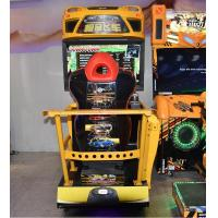 Wholesale Plastic Need For Speed Arcade Machine / Drable Car Racing Arcade Machine from china suppliers