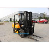 Wholesale HAFE Diesel Forklift Truck FD Series 3.5T CPCD35 Diesel Engine With 2m Long Fork Extension from china suppliers
