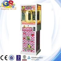 Claw Machine Plush Toys : Mini plush toy arcade claw crane machine for sale