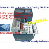 Ll 80 Automatic Silicon Tube Cutting Machine Of Item 98176888