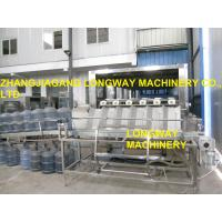 Wholesale 20 Liter Bottle Drinking Water Making Machine/ Pure Water Filling Machine from china suppliers