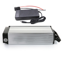 Wholesale 2000W Portable Rear Rack 52V 26Ah Ebike Li Ion Battery from china suppliers