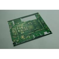 China Custom Green 0.7mm 8 Layer HAL PCB Printed Board for Electronic wholesale