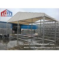 Wholesale TUV Certificated Aluminum Stage LightingTruss 100mm X 100mm Size Outdoor Event from china suppliers