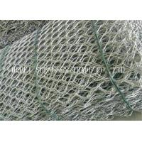Wholesale Economic Gabion Wire Mesh / Hexagonal Wire Netting Corrosion Resistant from china suppliers