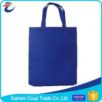 Wholesale Wear - Resistant Fabric Reusable Shopping Bag Customized 30x10x40 Cm Size from china suppliers