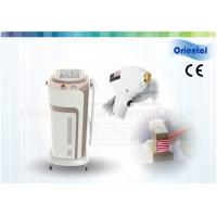 China Male Body SHR Diode Laser Hair Removal Machine with Water / Temperature Sensor wholesale