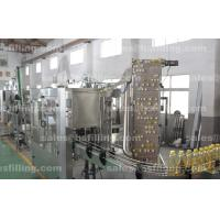 China High Speed Cooking Oil Packing Machine SUS304 2000 - 18000bph on sale
