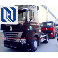 China SINOTRUK HOWO 3 Seats Prime Mover Truck/tractor truck 6 x 6 off road/terrain type, load 50t, 420HP Engine on sale
