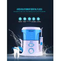 China Effective oral hygiene way high pressure dental water flosser pick for teeth cleaning wholesale