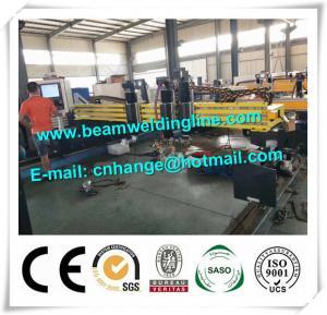 Buy cheap Gantry Type Sheet Metal Plasma Cutter , Hyperthern Plasma Cutting Machine from wholesalers