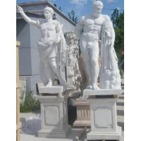 Wholesale Ancient Rome statues Museum marble sculptures Heracles replica stone statue,stone carving supplier from china suppliers
