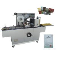 Wholesale Easy Operation Cellophane Wrapping Machine BOPP Film With Golden Tear Tape from china suppliers