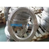 Wholesale 3 / 8 Inch 17.1mm Stainless Steel Seamless Tube Cold Rolled 100 M / Coil from china suppliers
