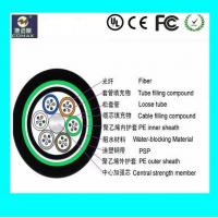 Wholesale Armored Double Sheath fiber optic Cable gyty53 from china suppliers