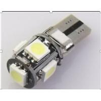 Wholesale SMD:T10 LED/5050 5 SMD canbus from china suppliers