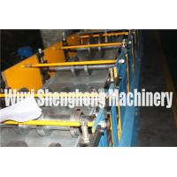 China High Precision Metal Forming Machinery / Decking Floor Sheet Roll Forming Line on sale