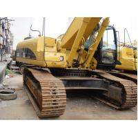 Wholesale Caterpillar 330C Second Hand Excavators , Second Hand Diggers 3 Years Guarantee from china suppliers