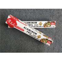 Quality High Quality Household Aluminum Foil Paper Baking Paper For Barbeque 30cm 10m for sale