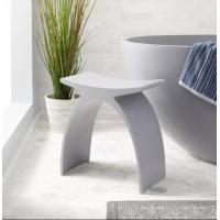 Wholesale High Strength Stone Shower Benches Durable Scratch Resistant from china suppliers
