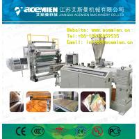 China PVC composite artificial marble board machine/extruder on sale