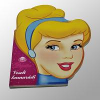 Wholesale Disney Story Card Custom Board Book Printing Pantone Color For Children from china suppliers
