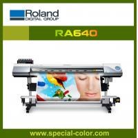 Wholesale 1.6m Roland Versaart RA640/RE640 eco solvent printing machine with epson head from china suppliers