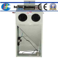 Wholesale High Efficiency Industrial Sandblast Cabinet With Thermostat Control Temperature from china suppliers