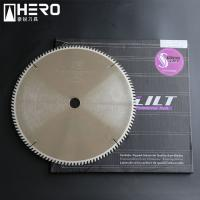 Wholesale Non Ferrous Metal Aluminum Profile Cutting Saw Blade With KCR05+ Tips from china suppliers