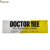 Wholesale Doctor Bee ( 10 Strips ) Bee Medicine Against Varroa Mite Fluvalinate Strip from china suppliers