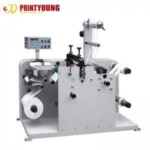 China DK-320G Slitting Machine With Rotary 75m/min card board magzine Die-cutting machine on sale