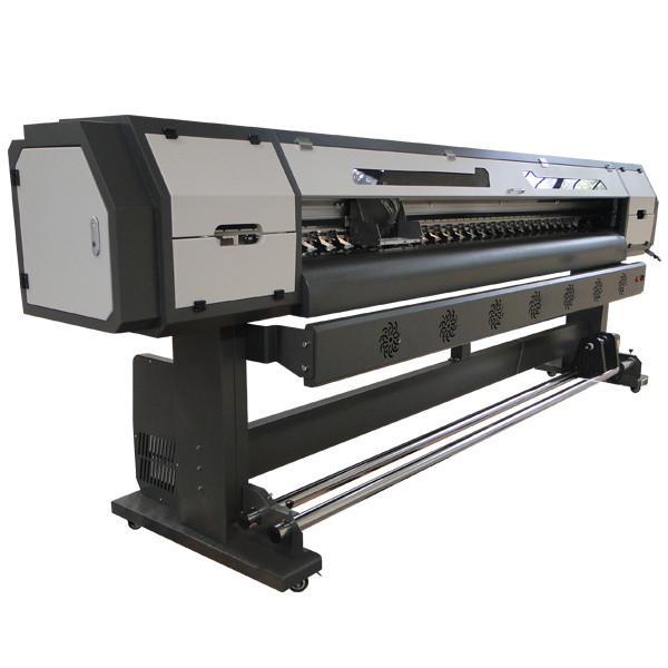 Quality Hi - Pri 2.5M  Epson 5Th Generation Solvent Inkjet Printer 35 Square Meter / Hour for sale